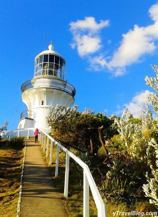 Byron Bay Lighthouse - Sydney to Brisbane