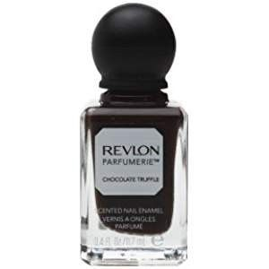 Only 1 For Sale Revlon Parfumerie Scented Nail Enamel 115 Chocolate Truffle