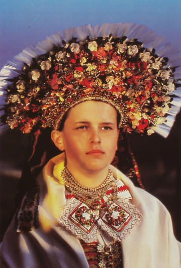 Book Slovak Folk Art Culture Music Dance Costume Kroj
