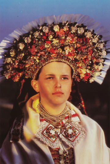 Book Slovak Folk Art Culture Music Dance Costume Kroj