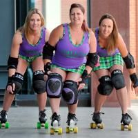 Team New Zealand 2014 is named!  DD girls- OrKAZZmic, Noxious and Diva DemolisHER have made the cut.  Article here.