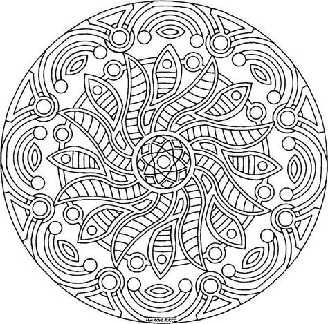 free printable mandalas coloring pages adultsfree coloring pages for