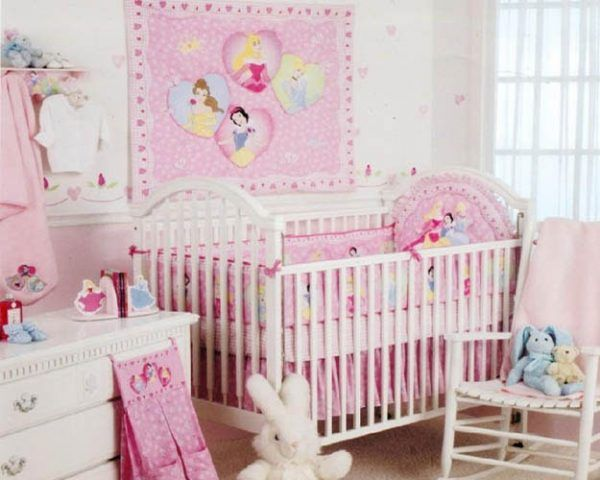 Baby Cribs Design Princess With Images Princess Baby Bedding