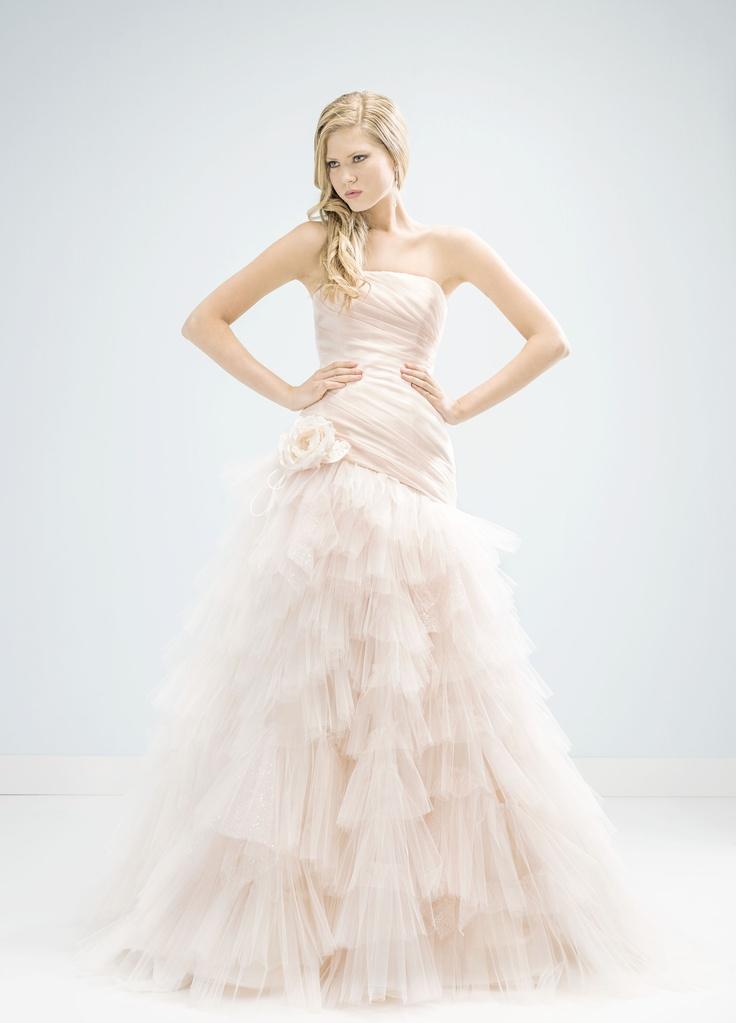 Bridal dress D6526