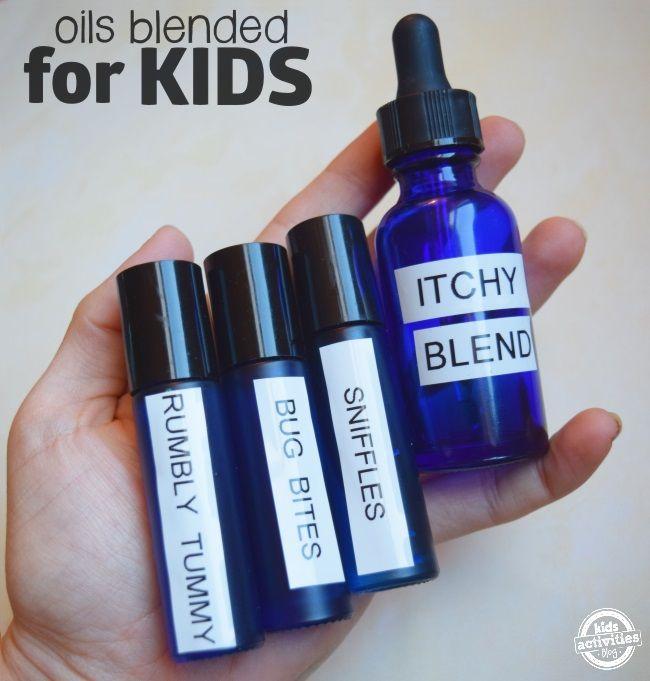 Homemade KidScents Essential Oil CopyCat Recipes - Kids Activities Blog