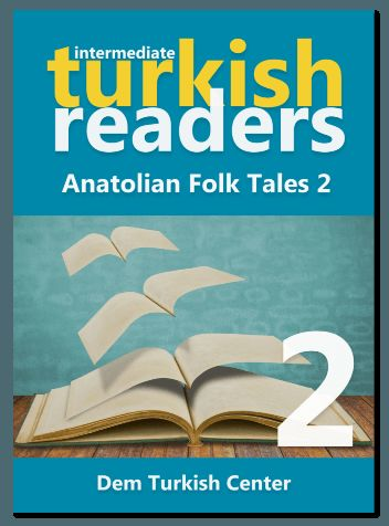#turkish #language #learning #books - anatolian folk tales 2