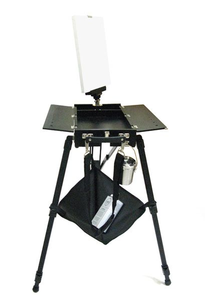94 Best Pochade Images On Pinterest Easels Tools And