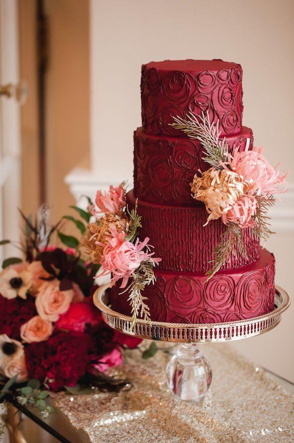 Casamento elegante, Projetos de bolo de casamento e Bolos de casamento