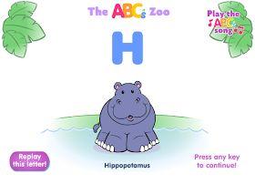 Interactive Education: ABC'S Zoo