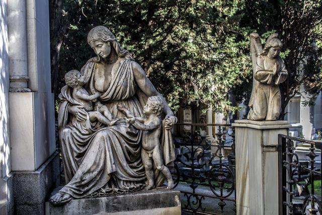 Cementerios de Madrid: los tesoros de la Sacramental de San Isidro