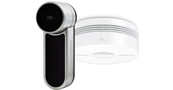 Elgato Intros HomeKit Door Lock Smoke Detector More