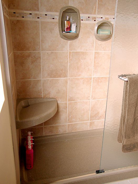 Shower Bases With Seats