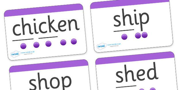 Phase 3 Sound Button Word Cards - Phase 3, Phase three, Sound button cards, Phonics, DfES Letters and Sounds, Letters and sounds