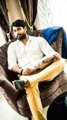 Handsome as always :D