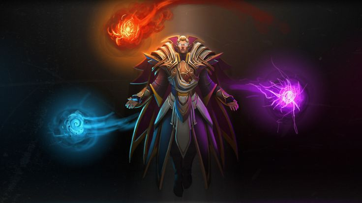 Invoker Dota 2 Wallpaper HD Game Online Images