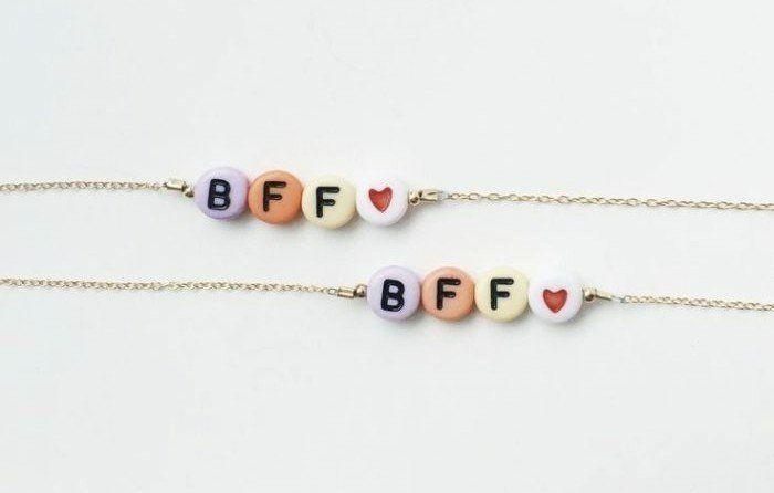 bracelet-meilleure-amie-idée-cadeau-meilleure-amie-a-faire-soi-meme-bracelets-diy-identiques