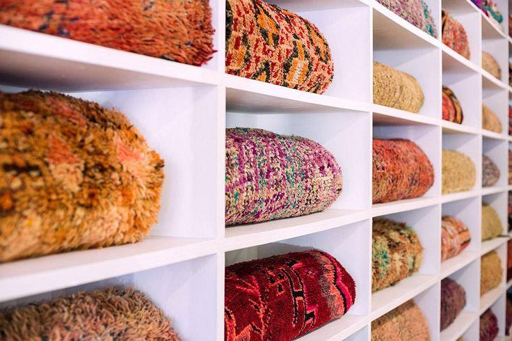 vintage rugs from Marr-Kett