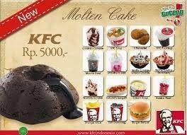 harga menu KFC, menu KFC Goceng, menu goceng kfc, harga kfc, kfc