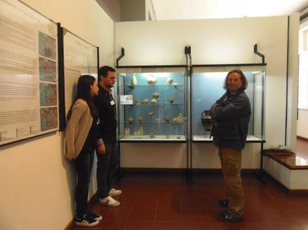 #invasionidigitali del Museo Archeologico Ibleo di Ragusa dalle 9.00 alle 13 di sabato 20 aprile Invasori: ErikaRotella e Alex Massari #InvasioneCompiuta