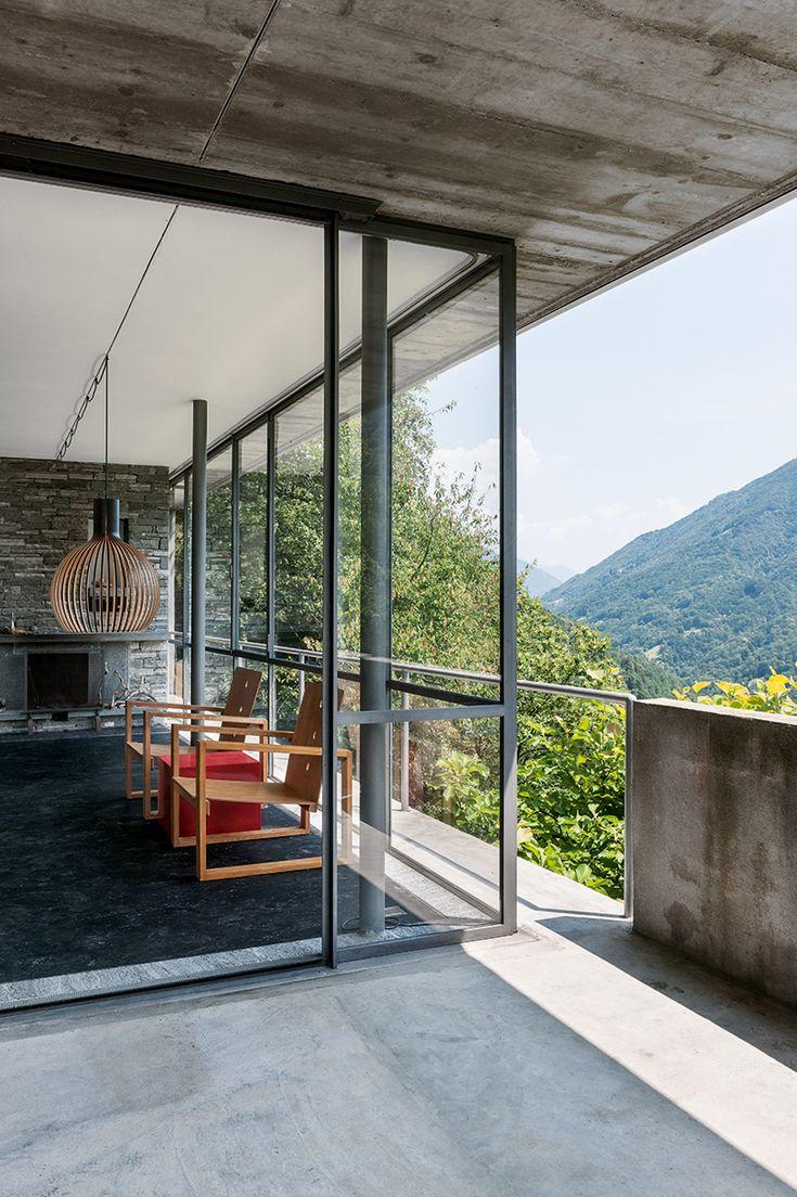 Villa Sassalto, Centovalli. (Foto: Andreas Zimmermann)