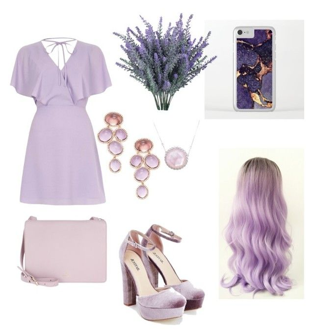 """Untitled #10"" by mariateodorabadicioiu on Polyvore featuring River Island, JustFab, Rina Limor, Etienne Aigner and Laura Munder"