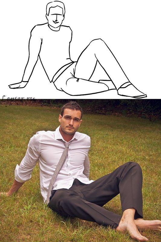 лодочной как правильно сфотографировать сидящего человека шуруповертах