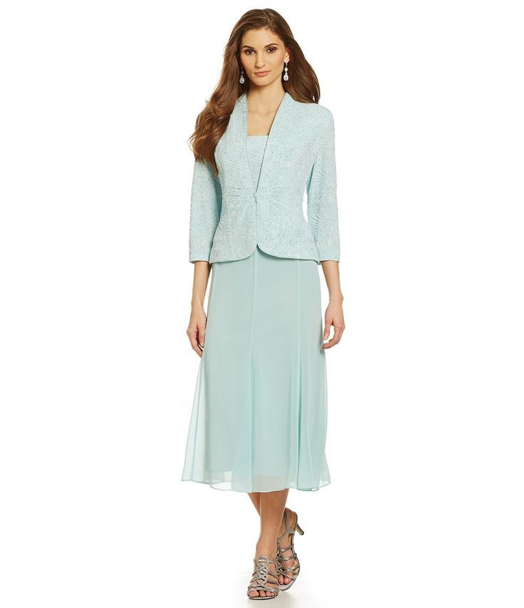 The Mother of Bride Suits Knit