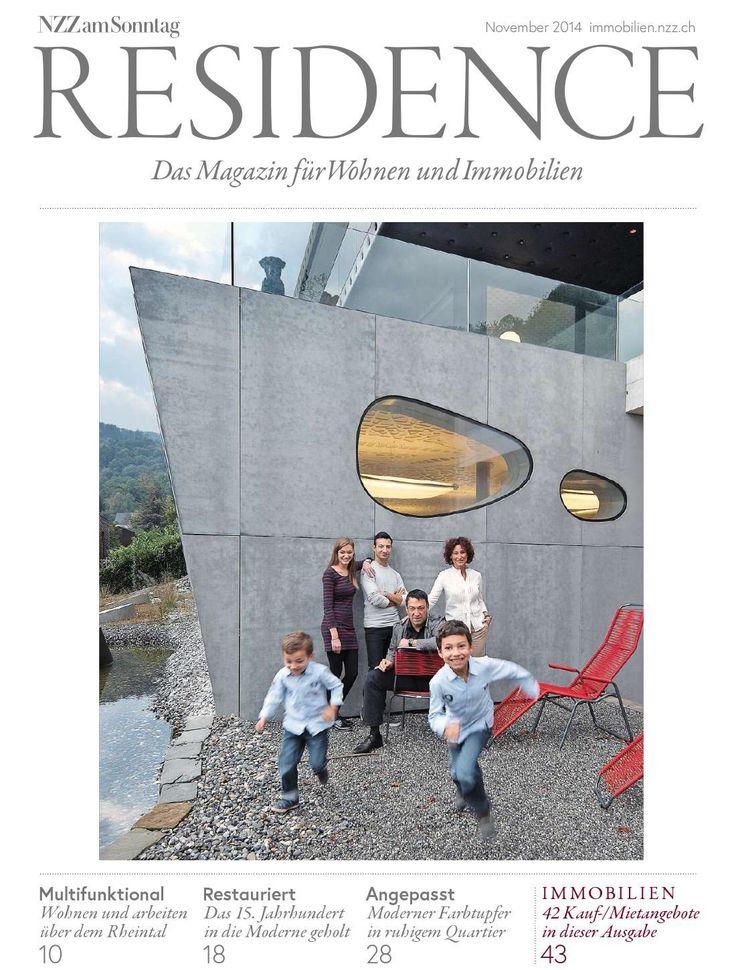 NZZ am Sonntag Residence November 2014