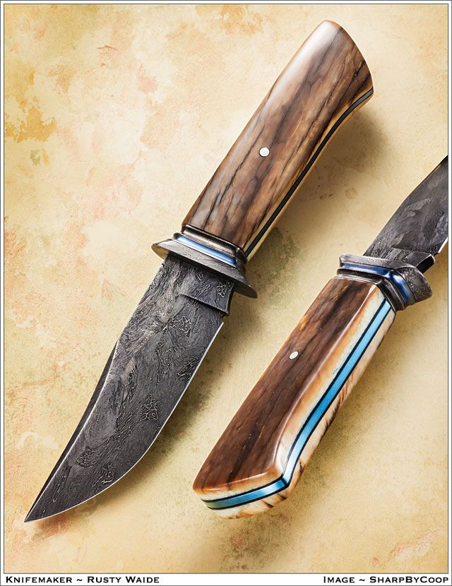 Photos SharpByCoop • Gallery of Handmade Knives - Page 48