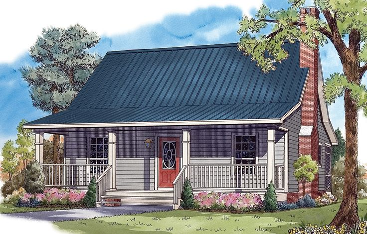 1000 Ideas About Cottage Home Plans On Pinterest Small