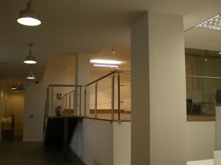 Reforma de oficinas zarareformas en zaragoza oficinas for Oficinas de seur en zaragoza