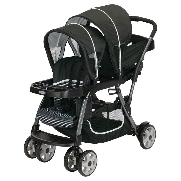 Double Pram Target Graco Ready2grow Click Connect Double Stroller Licorice