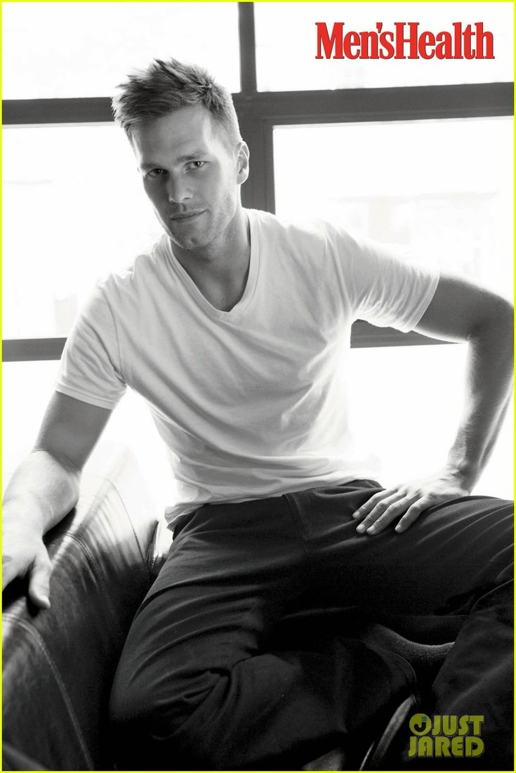Tom Brady Covers 'Men's Health' September 2013 | Magazine, Tom Brady Photos | Just Jared