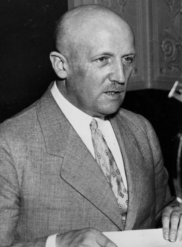 1932 ♦ August 22, Kurt von Schleicher was a German general and the second-to-last Chancellor of Germany during the era of the Weimar Republic.