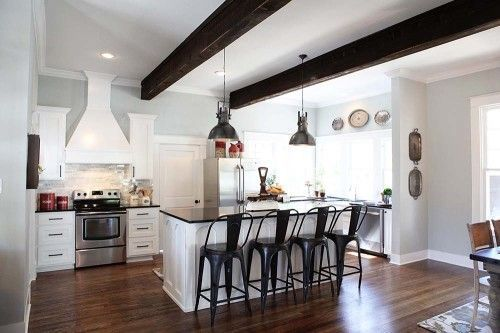 "Silver Strand by Sherwin Williams    Paint Colors featured on HGTV show ""Fixer Upper"" 