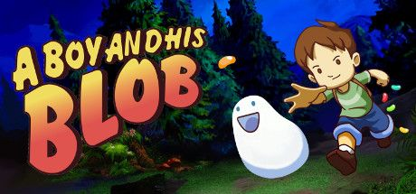 A Boy and His Blob on Steam