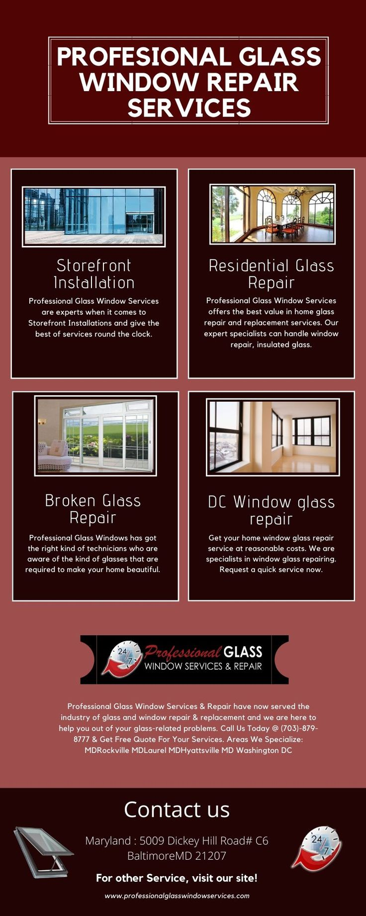 Secure Your Store By Storefront Installation At Professional Glass