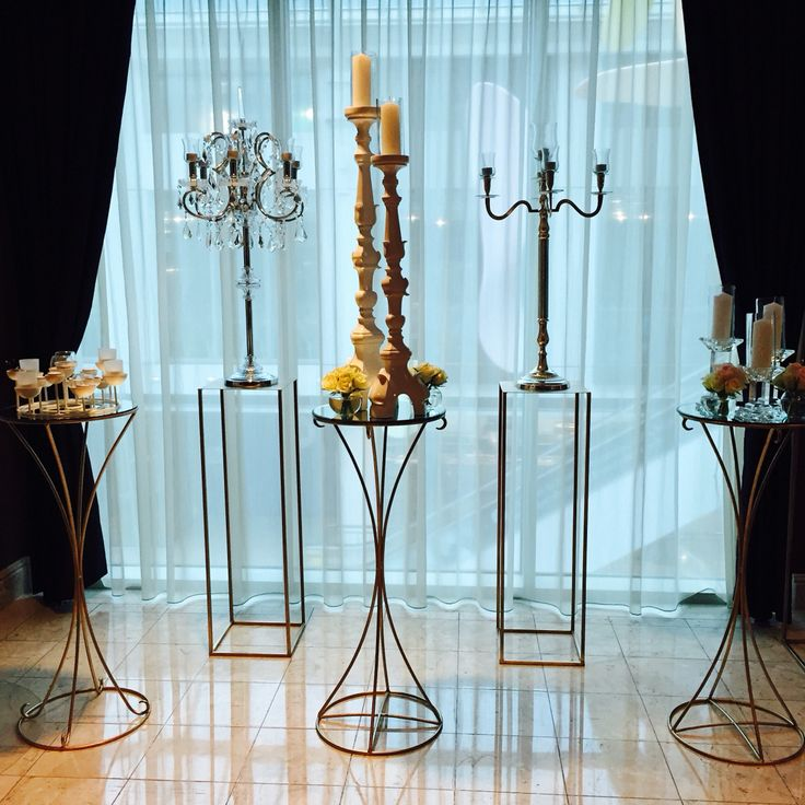 Decoritevents floral Centerpiece stands. #floral stands #wedding Centerpieces