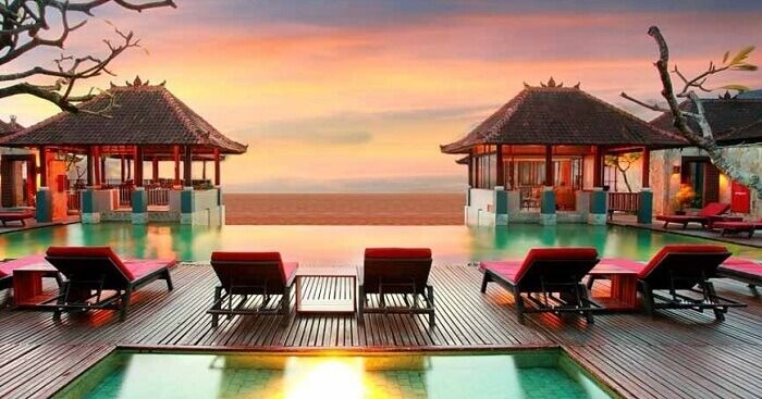 10 sexiest Bali beach resorts are there in your itinerary; they are nothing short of bliss.