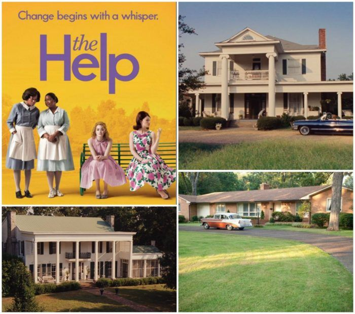 """The Houses in """"The Help"""""""