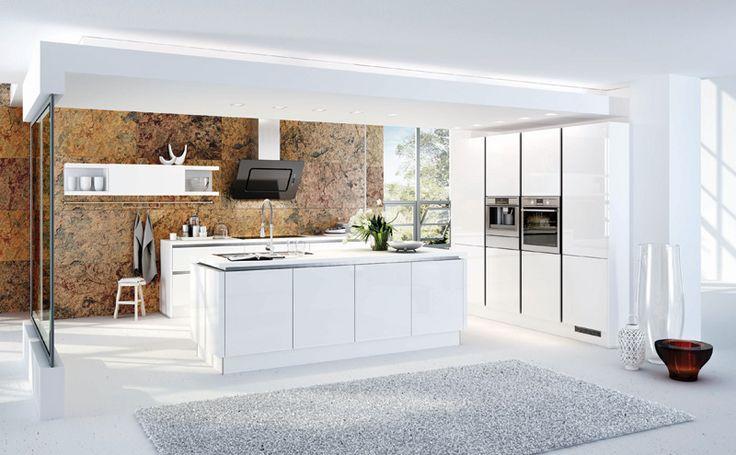 AVANTGARDE BLANC - En blanc laqué, donne une touche pure et fraîche dans votre intérieur | Meubles Toff
