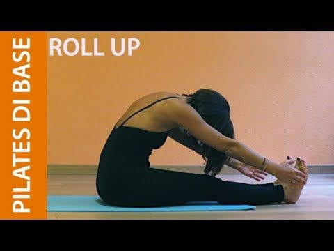 Pilates - Esercizi di Base - Roll Up
