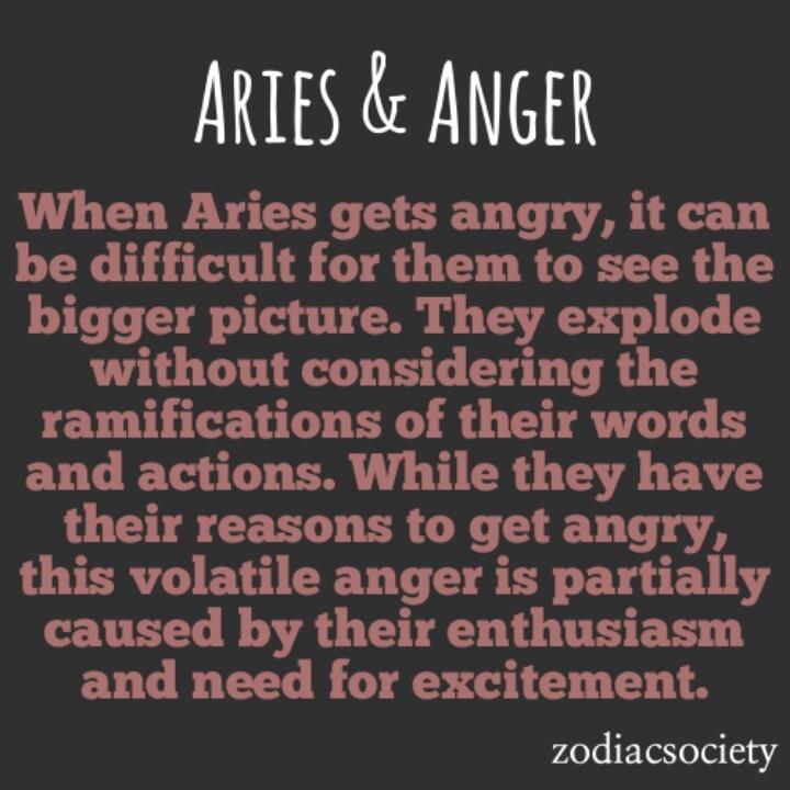 Aries Mad Quotes. QuotesGram