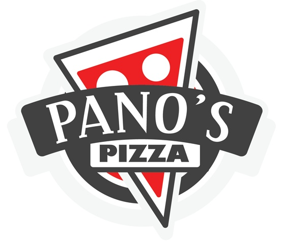 Panos Pizza Logo - food delivery in Groton.