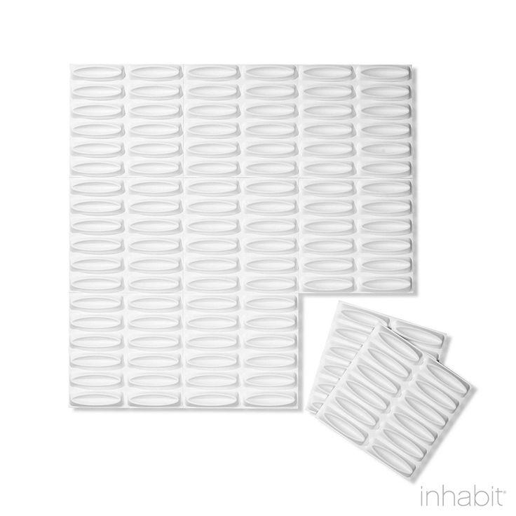 Architect Wall Flats - 3D Wall Panels - Inhabit - Inhabit - 2