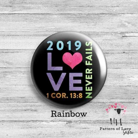 Love Never Fails 2019 Regional Convention LOVE t