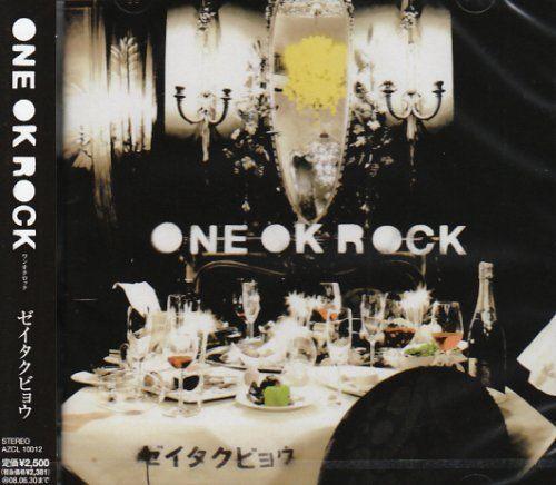 ONE OK ROCK ZEITAKUBYO J-Rock Music CD JAPAN