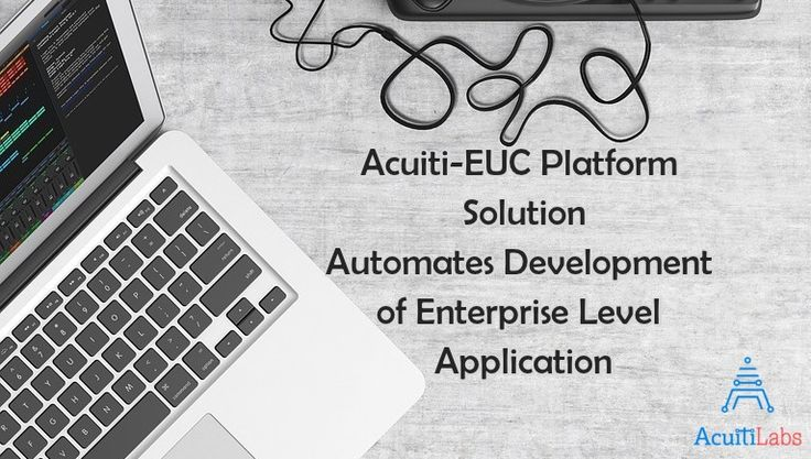 At Acuiti Labs, our app can be easily integrated with reference records & can be made GDPR compliant. Learn how Acuiti EUC Platform can help in transforming your ideas into Enterprise level application. Contact us to know more about the usage and functioning of Acuiti EUC Platform >> http://acuitilabs.co.uk/