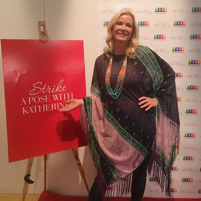 We're launching Kelly's Kloset Jewellery! Follow the TVSN Instagram story for a behind the scenes look at the event!  #tvsn #tvshopping #katherinekellylang #katherinekellylangkaftans #tvsnfashion #tvsnjewellery #kklkaftans