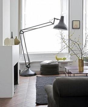 oversize lamp